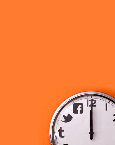 Social Media & Live Tracking