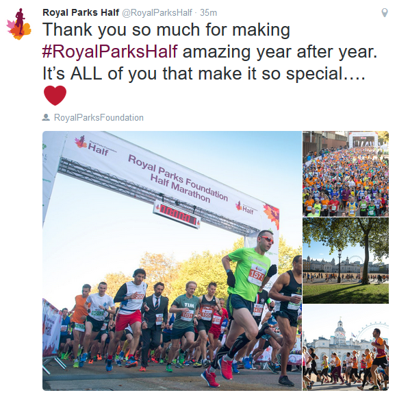 royal-parks-half-marathon-tweet